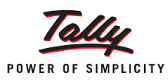 Tally Solutions Pvt. Ltd.